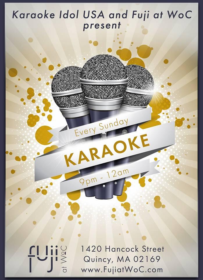 Karaoke Idol USA - Locations
